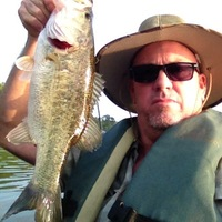 Rusk State Park Fishing Report 04/09/2013