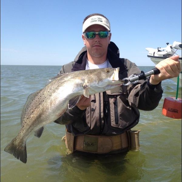 East Bay Fishing Report 04/13/2013
