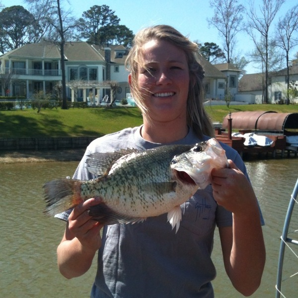 lake conroe fishing reports fishingscout mobile app