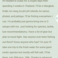 Other Saltwater Fishing Report 07/10/2014
