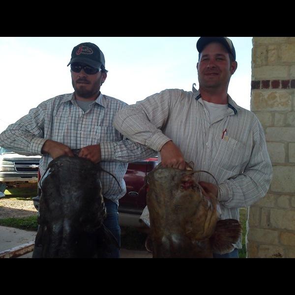 Lake O' the Pines Fishing Report 05/22/2013