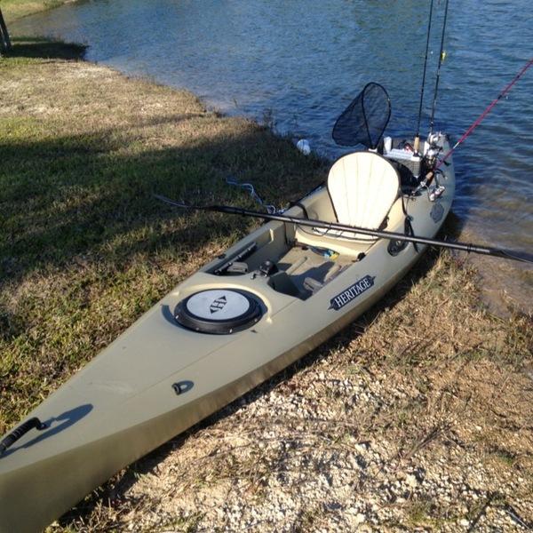 San Leon Ponds Fishing Report 10/26/2013