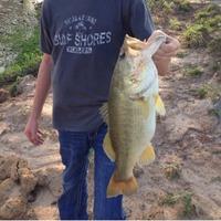 Camp Creek Lake Fishing Report 06/23/2015