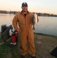 Lake Nassau Fishing Report 02/21/2015
