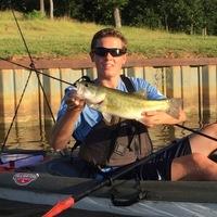 Cedar Creek Reservoir Fishing Report 07/10/2016
