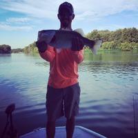 Lake Dunlap Fishing Report 09/25/2015