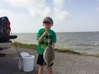 San Antonio Bay Fishing Report 06/02/2017