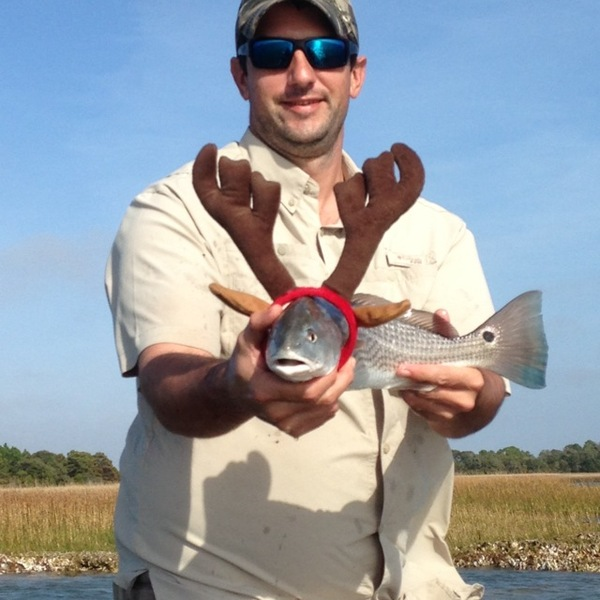 Kiawah River Fishing Report 12/22/2013