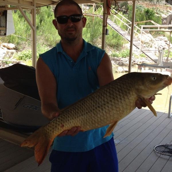 Lake Brownwood Fishing Report 06/23/2013