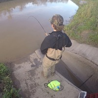 Clear Creek Fishing Report 01/25/2015