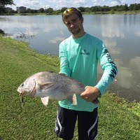 Sugarland Ponds Fishing Report 07/17/2017
