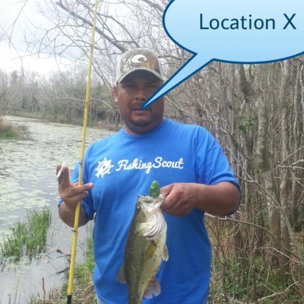 Cypress Ponds Fishing Report 03/23/2014