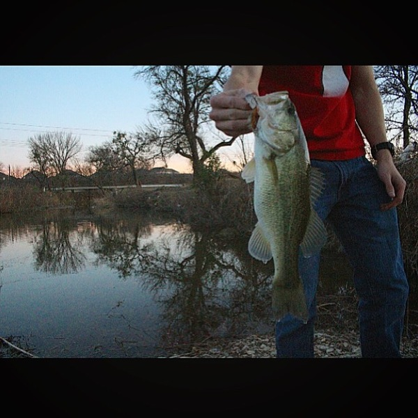 Crowley Ponds Fishing Report 02/09/2016