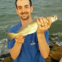 Rockport Fishing Report 08/10/2016