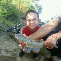 Lake Mineral Wells Fishing Report 10/14/2015