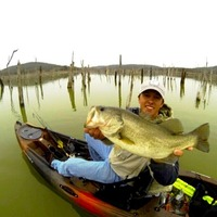 Lake Amon Carter Fishing Report 03/21/2015