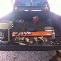 Lake Bob Sandlin Fishing Report 06/26/2013