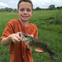 Old Settler's Lake Fishing Report 05/19/2015