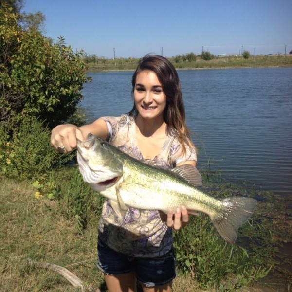 Frisco Ponds Fishing Report 01/01/2013