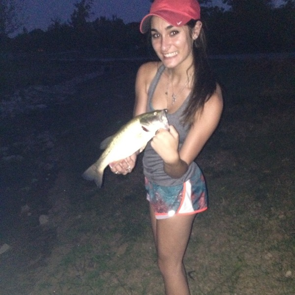 Flower Mound Ponds Fishing Report 07/23/2013