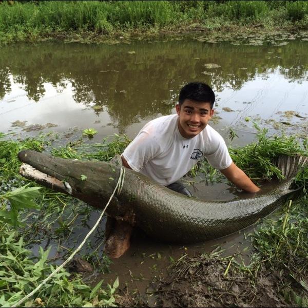 Sugarland Ponds Fishing Report 07/17/2014