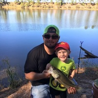 Kingwood Ponds Fishing Report 10/30/2016