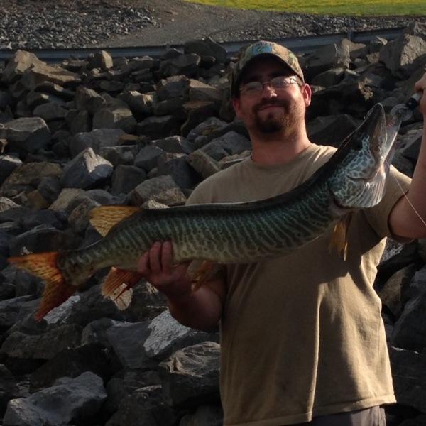 Cowanesque lake fishing reports fishingscout mobile app for Pymatuning fishing report