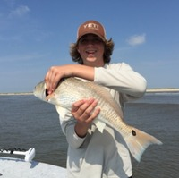 Goose Island State Park Fishing Report 08/08/2015