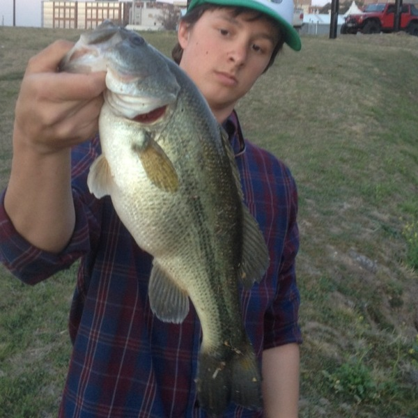 Ft. Worth Ponds Fishing Report 03/20/2014