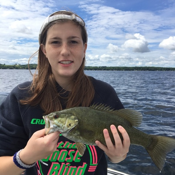 Green Lake Fishing Report 07/14/2017