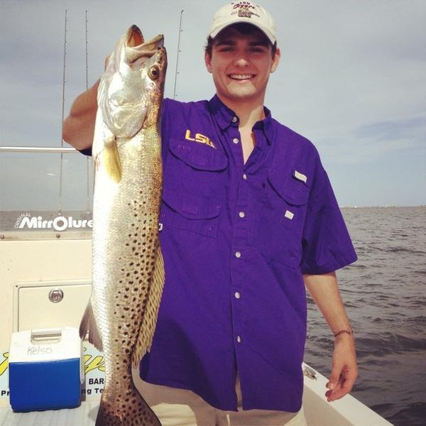 Chorpus Christi Bay  Fishing Report 07/28/2013