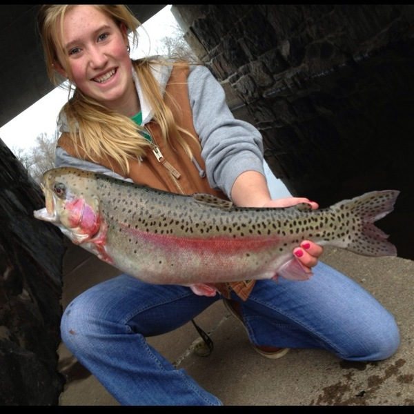 St Louis River Fishing Report 08/17/2013
