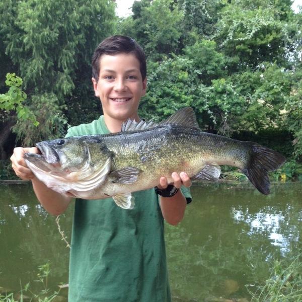 Shoal Creek Fishing Report 07/20/2014