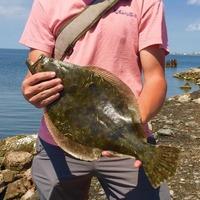 San Luis Pass Fishing Report 05/01/2015
