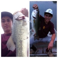 Fairfield Ponds Fishing Report 04/18/2014