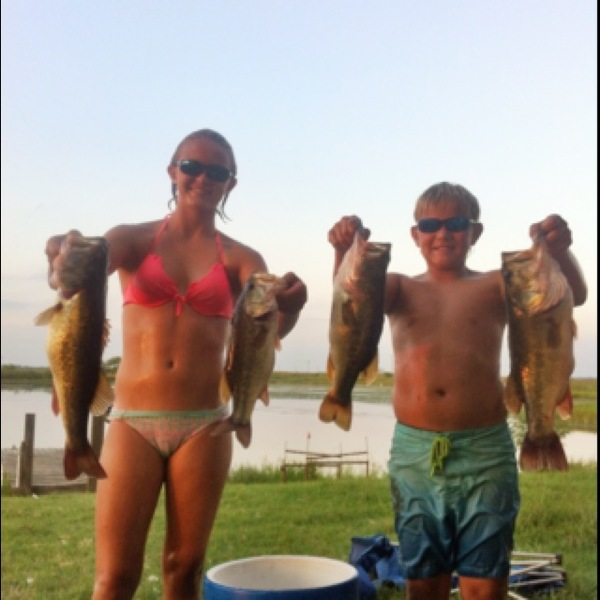 Eagle Lake Fishing Report 08/11/2014