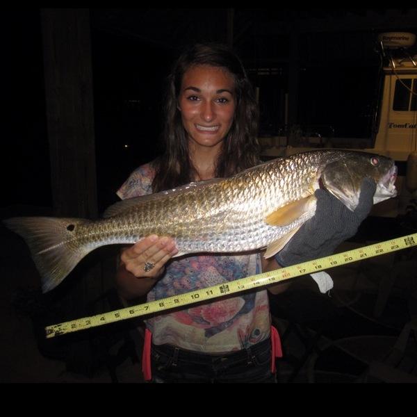 Galveston Bay  Fishing Report 01/01/2013