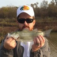 Grapevine Lake Fishing Report 11/26/2016