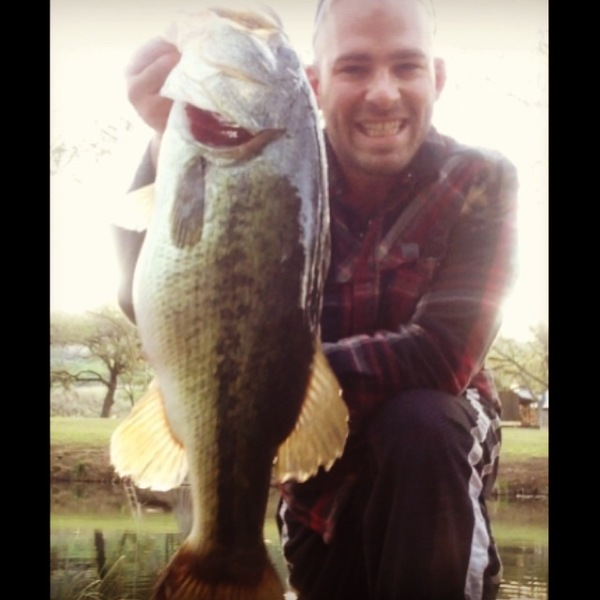 Frio River Fishing Report 04/08/2013