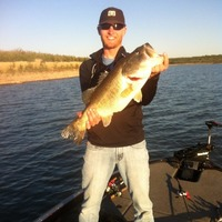 O.H. Ivie Lake Fishing Report 06/30/2015