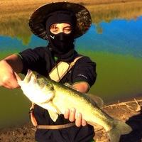 Lake Mineral Wells Fishing Report 12/22/2013