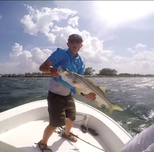 Snook long sound fl fishingscout for Fishing jobs in florida