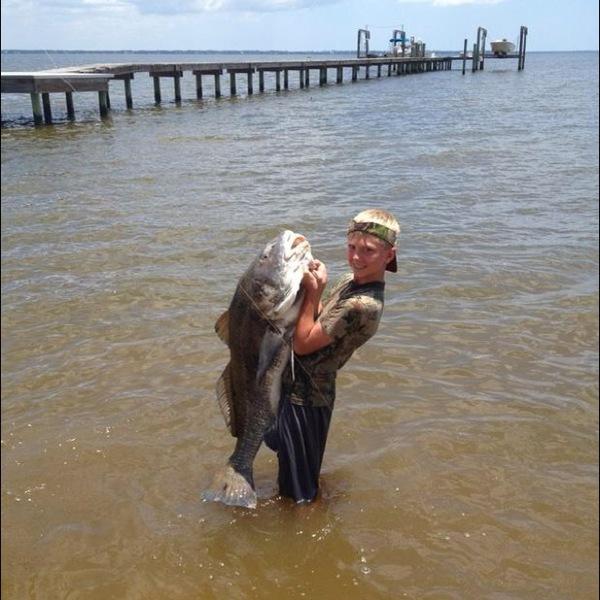 Ochlockonee bay fl fishing report for Mobile bay fishing report