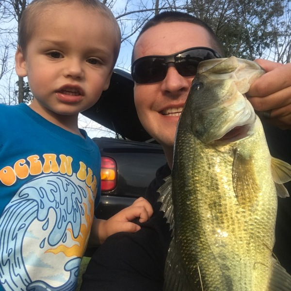 Dayton Ponds Fishing Report 09/21/2017