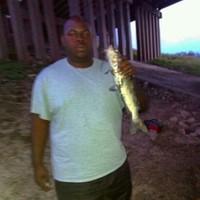 Brays Bayou Fishing Report 01/25/2016