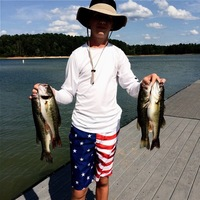 J Strom Thurmond Reservoir Fishing Report 09/06/2017