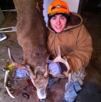 Reynolds County Hunting Report 08/12/2017
