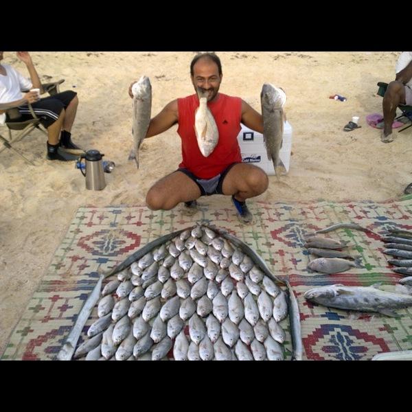Persian Gulf Fishing Report 02/08/2013