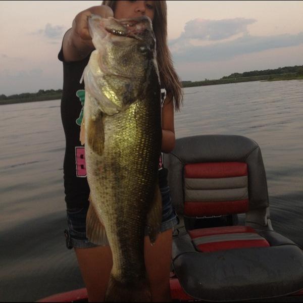 Lake Tyler Fishing Report 04/03/2013