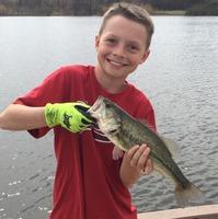 Old Settler's Lake Fishing Report 03/17/2015